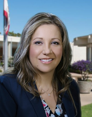 Picture of City Clerk Patricia Barajas